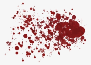 Cartoon Blood Splatter PNG, Transparent Cartoon Blood Splatter PNG