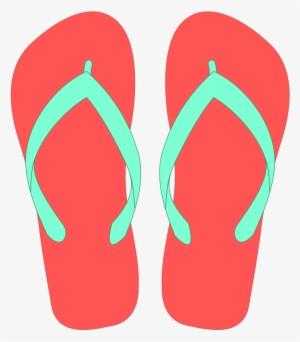 961732e1b Flip Flops Clip Art Clothes Clipartcow Clipartix - Flip Flops Clip Art   272338
