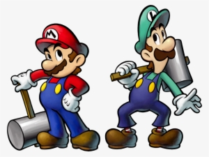 Mario And Luigi Png Transparent Mario And Luigi Png Image