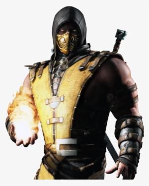 Mortal Kombat Scorpion Png Transparent Mortal Kombat Scorpion Png