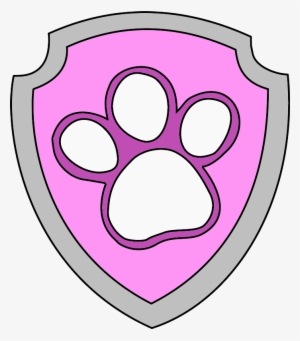 Paw Patrol Badge Png Transparent Paw Patrol Badge Png Image