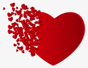 Heart Of Hearts Png Clipart Happy Valentines Day Hearts Free