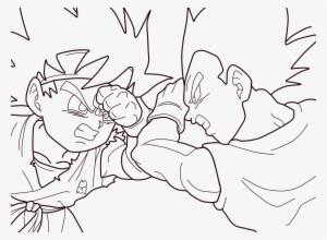 Goku And Vegeta Png Transparent Goku And Vegeta Png Image