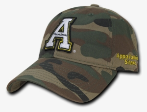 d5b997d176a3a Ncaa Appalachian State University Mountaineers Relaxed - New York Yankees  Military Cap  3059933