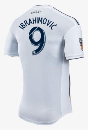 1487745ce9b La Galaxy Zlatan Ibrahimović Primary Authentic Jersey - Ibrahimovic La  Galaxy Jersey  3342154