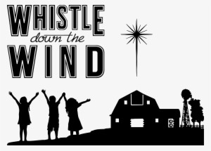 0ca72370cd6598 03 Whistle Down The Wind Black - Whistle Down The Wind Musical Logo #343710