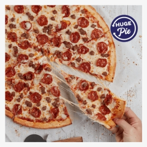 Dominos Pizza Readies New Logo Png - Domino's Pizza Logo Png - Free