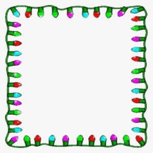 Christmas Lights Overlay Png.Christmas Lights Border Png Transparent Christmas Lights