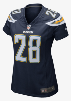 da89d5074 Nike Nfl Los Angeles Chargers Women s Football Home - Customized San Diego  Chargers Navy Blue Elite