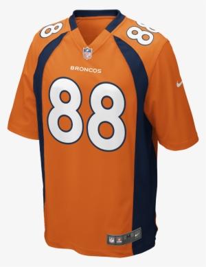 9de0f4bdb Nike Nfl Denver Broncos Men s Football Home Game Jersey  3825318