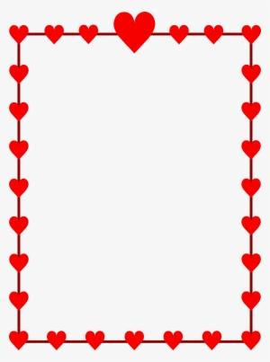 Valentine Border Png Transparent Valentine Border Png Image Free