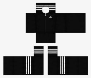 e5893d82775bb9 Roblox Jacket Png Vector Black And White Download - Roblox Shirt Black  Adidas  402127