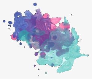 Blue Paint Splatter Png Transparent Blue Paint Splatter Png