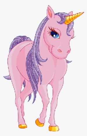 Unicorn realistic. Clipart png transparent image