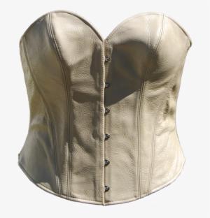 082204d373 Image Of Custom White Leather Corset - Corset  457928