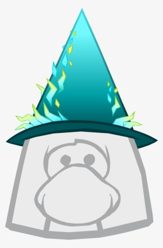 1eb1631d85488 Wizardly Hat - Club Penguin The Right  4572850
