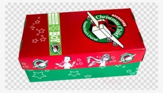 Operation Christmas Child Shoebox.Operation Christmas Child Png Transparent Operation