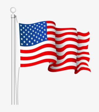 American Flag Waving Png Transparent American Flag Waving Png Image