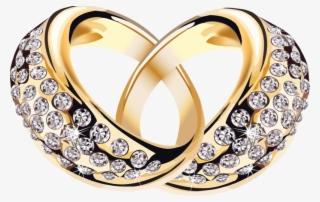 7cbe42c5920 Wedding Ring Transparent Image - Golden Wedding Ring Png  57283