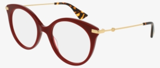 ce5751f27ca Gg0109o-006 Burgundy Gold Eyeglasses   Demo Lenses - Gucci Gg0109o  5266309