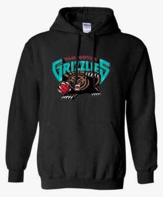 6922309e7f98 Nba Vancouver Grizzlies Retro G185 Gildan Pullover  5298169