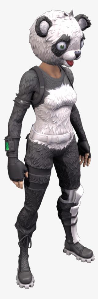 Fortnite skins png transparent fortnite skins png image free download pngkey - Panda team leader costume ...