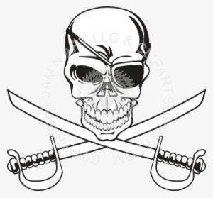 746fa9ad04d Pirate Crossed Sword Transparent  573725