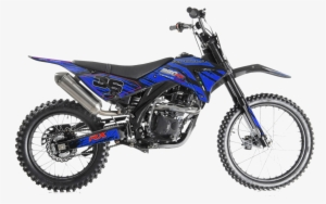 12c9cacc6 Dirt Bikes - Blue Dirt Bike Png  582139