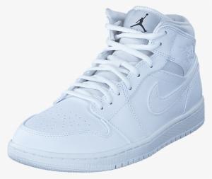 Nike Air Jordan 1 Mid Shoe White Black White 60033-11 - Supra Kengät   ce6cd7a82