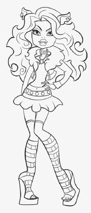Gacha Life Colouring Pages Free Transparent Png Download