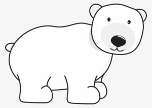Transparent Background Polar Bear Png
