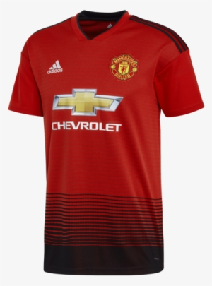 016f04f7b Manchester United Adults Home Jersey - Manchester United Away Kit 2018 19   619194