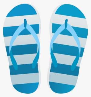 7934d4348 Blue Flip Flops Transparent Clip Art Image - Flip Flops Transparent  Background  630355