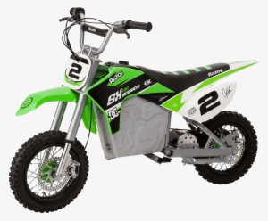 3b2408462 Electric Rides Sx500 Dirt Rocket Mcgrath - Green Razor Dirt Bike  671942