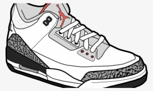 Air Jordan Shoe Drawings Air Jordan Sneaker Clipart - Jordans Shoes Drawing   704738 b352ba2a6