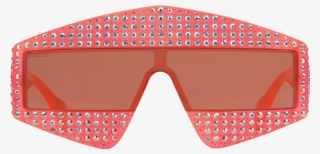 57ed651cda Rectangular-frame Acetate Sunglasses With Crystals  7016058