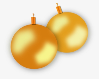 Gold Christmas Ornaments Png.Gold Christmas Ornament Png Transparent Gold Christmas