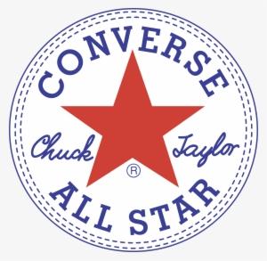 Converse All Star Logo Png Transparent - Converse Chuck Taylors Logo  719591 9fceac2db