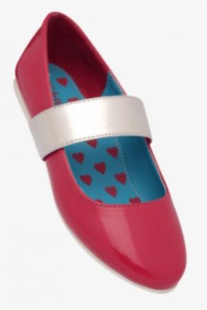 2fe4a9792 Girls Casual Slipon Fancy Ballerina Shoe - Slip-on Shoe  742390