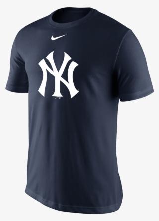 c95963ace5a9 Nike Legend Logo Men s T-shirt Size Medium (blue) - New York Yankees