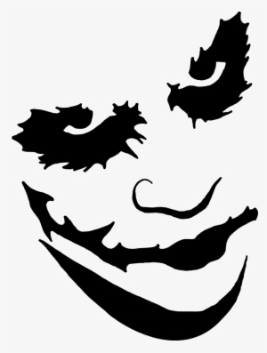 Joker Face Png Transparent Joker Face Png Image Free