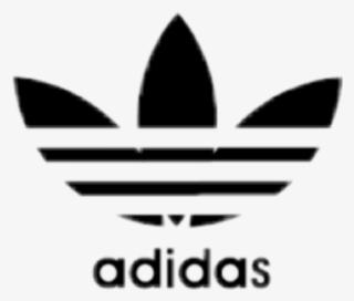 9559560d24183 Adidas Black Logo Icon Aesthetic Tumblr Sticker Png - Adidas  7820715