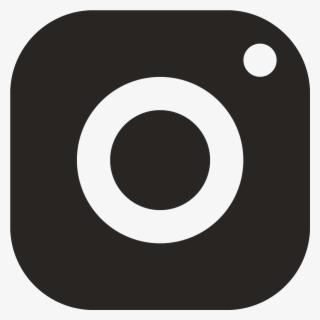 Instagram Icon Black PNG, Transparent Instagram Icon Black