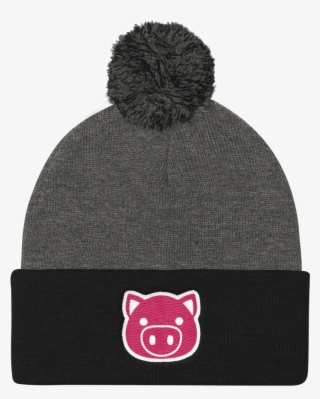 f336be93970 Emoji Pig Beanie Swish Embassy - Knit Cap  7963287