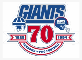 ba8b0b29e New York Giants Iron On Stickers And Peel-off Decals - Logos And Uniforms Of