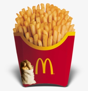 Mcdonald's French Fries Fast Food Drawing Line - French ...