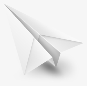 Paper Airplane Png Transparent Paper Airplane Png Image Free