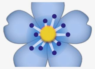 Flower Emoji Png Transparent Flower Emoji Png Image Free Download
