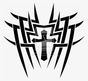 Cross Tattoo Png Transparent Cross Tattoo Png Image Free Download