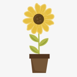 Sunflower Clipart PNG, Transparent Sunflower Clipart PNG